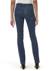 NYDJ Marilyn Stretch Straight Leg Jeans (Rinse) (Petite)