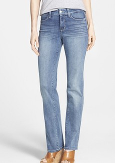 Not Your Daughter's Jeans NYDJ 'Marilyn' Stretch Straight Leg Jeans (Heyburn) (Regular & Petite)