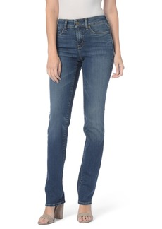 Not Your Daughter's Jeans NYDJ Marilyn Stretch Straight Leg Jeans (Sinclair) (Regular & Petite)