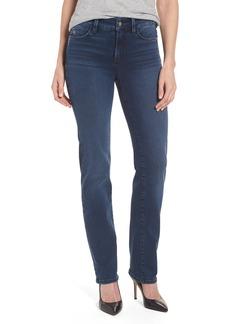 Not Your Daughter's Jeans NYDJ Marilyn Stretch Straight Leg Jeans (Traveler) (Regular & Petite)