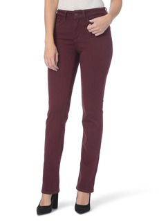 Not Your Daughter's Jeans NYDJ Marilyn Stretch Twill Straight Leg Pants (Regular & Petite)