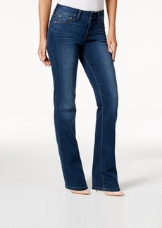 Not Your Daughter's Jeans Nydj Marilyn Tummy-Control Straight-Leg Jeans