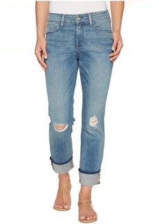 Not Your Daughter's Jeans NYDJ Marnie Boyfriend in Paloma Rips