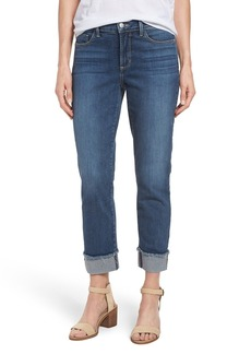 Not Your Daughter's Jeans NYDJ 'Marnie' Stretch Cuffed Boyfriend Jeans (Heyburn) (Regular & Petite)