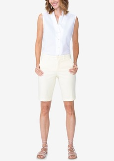 Not Your Daughter's Jeans Nydj Mid-Rise Bermuda Shorts