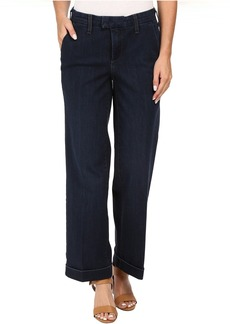 NYDJ Mila Relaxed Ankle Jeans in Verdun Wash
