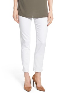 Not Your Daughter's Jeans NYDJ 'Millie' Pull-On Stretch Ankle Skinny Jeans (Endless White) (Regular & Petite)