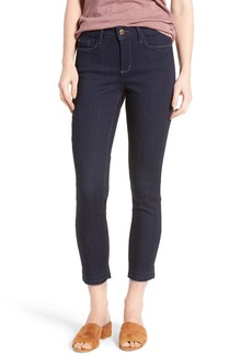 Not Your Daughter's Jeans NYDJ Nichelle Release Hem Stretch Ankle Jeans (Mabel) (Regular & Petite)