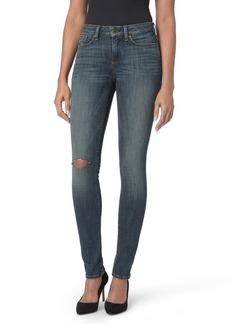 Not Your Daughter's Jeans NYDJ Parker Stretch Slim Leg Jeans (Desert Gold)