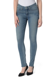 Not Your Daughter's Jeans NYDJ Parker Stretch Slim Leg Jeans (Heyburn)