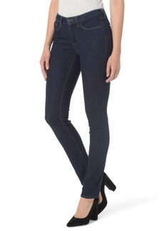 Not Your Daughter's Jeans NYDJ Parker Stretch Slim Leg Jeans (Rinse)