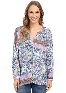 Not Your Daughter's Jeans Peasant Blouse