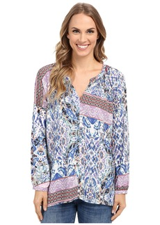 Not Your Daughter's Jeans NYDJ Peasant Blouse