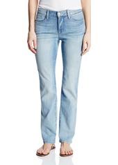 NYDJ Petite Marilyn Straight Jeans In Premium Lightweight Denim