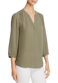 Not Your Daughter's Jeans NYDJ Pintuck Blouse