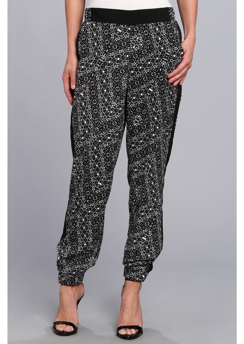 Not Your Daughter's Jeans NYDJ Printed Track Pant