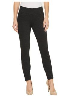 Pull-On Legging Pants w/ Ankle Zip