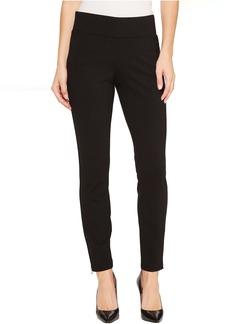 NYDJ Pull-On Legging Pants w/ Ankle Zip