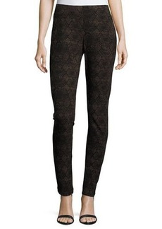 Not Your Daughter's Jeans NYDJ Python-Print Leggings
