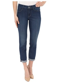 NYDJ Rachel Rolled Cuff Ankle Jeans in Cleveland