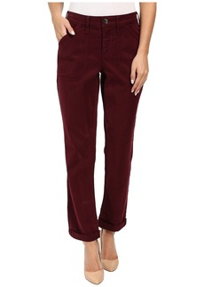 NYDJ Reese Relaxed Jeans in Colored Chino