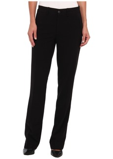 Not Your Daughter's Jeans NYDJ Refined Stretch Straight Leg Trouser