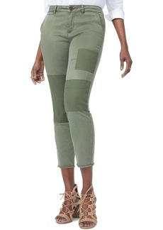 Not Your Daughter's Jeans NYDJ Reverse Patch Skinny Chino Pants
