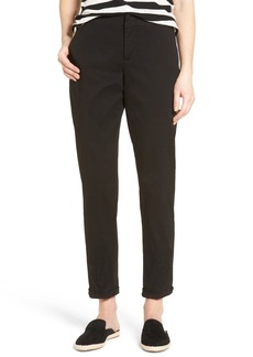 Not Your Daughter's Jeans NYDJ Riley Stretch Twill Relaxed Trousers (Regular & Petite)