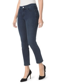 Not Your Daughter's Jeans NYDJ Sheri Embroidered Ankle Skinny Jeans (Varick) (Regular & Petite)
