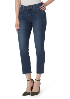 Not Your Daughter's Jeans NYDJ Sheri Frayed Hem Slim Ankle Jeans (Cooper)