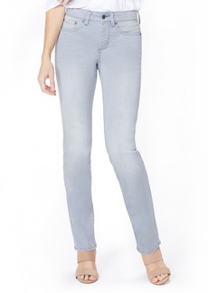 Not Your Daughter's Jeans NYDJ Sheri Slim Jeans (Carbon Beach)