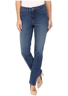NYDJ Sheri Slim Jeans in Shape 360 Denim in Annecy Wash