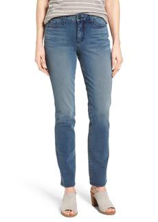 Not Your Daughter's Jeans NYDJ Sheri Stretch Slim Leg Jeans (Arctic Haze) (Regular & Petite)