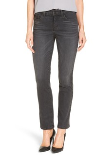 Not Your Daughter's Jeans NYDJ 'Sheri' Stretch Slim Leg Jeans (Kensington) (Regular & Petite)