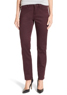 Not Your Daughter's Jeans NYDJ 'Sheri' Stretch Twill Slim Leg Pants (Regular & Petite)