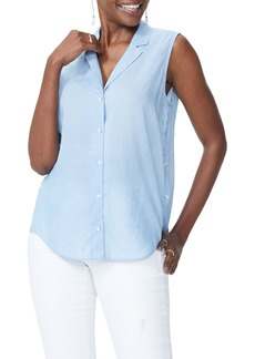 Not Your Daughter's Jeans NYDJ Side Button Blouse