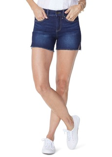 Not Your Daughter's Jeans NYDJ Side Slit Denim Shorts (Seabrook)