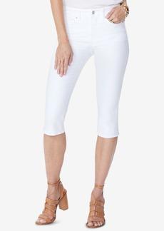 Not Your Daughter's Jeans Nydj Skinny Capri Jeans