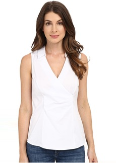 Not Your Daughter's Jeans NYDJ Sleeveless Wrap Top