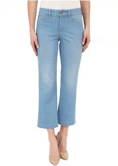 Not Your Daughter's Jeans Sophia Flare Ankle Jeans in Palm Bay