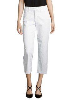 Not Your Daughter's Jeans NYDJ Sophia Flare Cropped Jeans