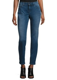 Not Your Daughter's Jeans NYDJ Sophia Flared Cropped Jeans