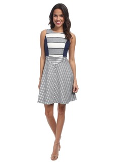 NYDJ Stacy Stripe Dress