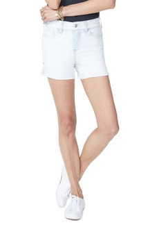 Not Your Daughter's Jeans NYDJ Star Rivet Cutoff Shorts (Serenity)