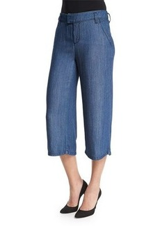 Not Your Daughter's Jeans NYDJ Straight-Leg Culotte Pants