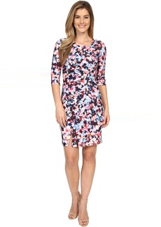 NYDJ Stretch Crepe Dress