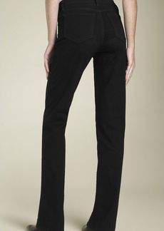 Not Your Daughter's Jeans NYDJ Stretch Straight Leg Jeans (Petite)