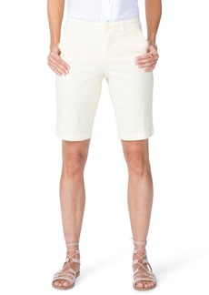 Not Your Daughter's Jeans NYDJ Stretch Twill Bermuda Shorts