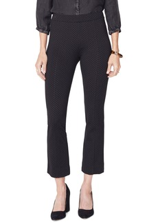 Not Your Daughter's Jeans NYDJ Swiss Dot Crop Pants