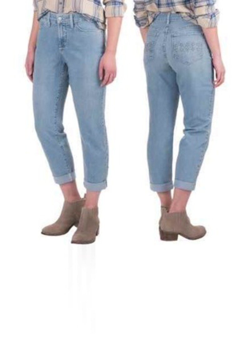 Not Your Daughter's Jeans NYDJ Sylvia Lightweight Jeans - Boyfriend Fit (For Women)